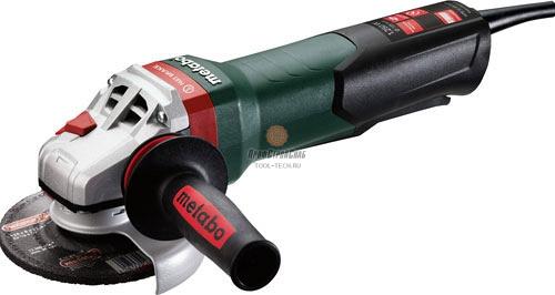 Угловая шлифовальная машина Metabo WE 15-125 Quick 600448000