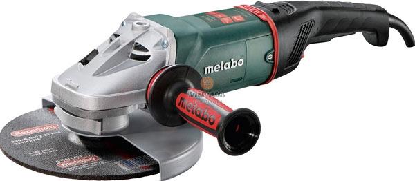 Угловая шлифовальная машина Metabo WE 15-150 Quick 600464000