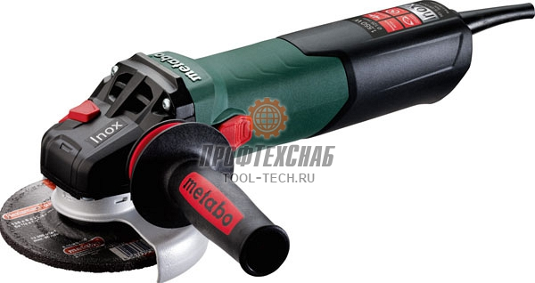УШМ Metabo WEV 15-125 Quick Inox 600572000