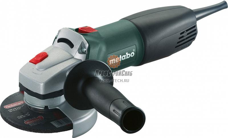 УШМ болгарка Metabo WQ 1000 620035000