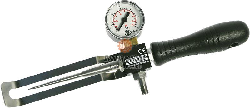 Усиленное приспособление для проверки двойного шва с иглой Leister 150.720