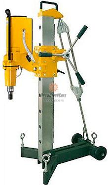 Установка алмазного бурения (сверления) CEDIMA BBM-33 L Extra<br/>(только сверлильный двигатель)