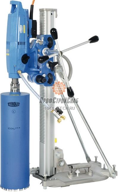 Установка алмазного бурения Tyrolit Hydrostress DRA 250 / DRU 250 DRA250COMBI