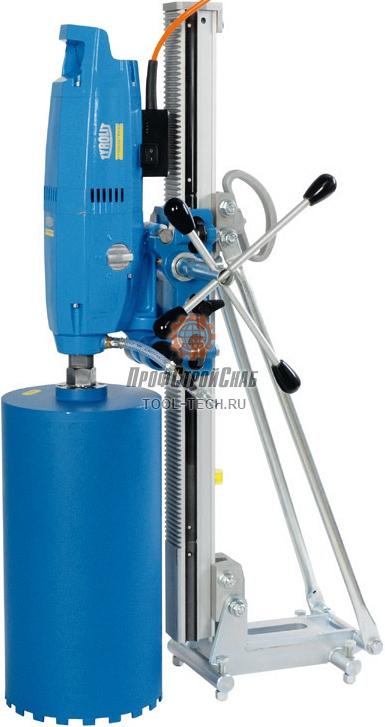 Установка алмазного сверления Tyrolit Hydrostress DRA 400 / DRU 400 DRA400COMBI