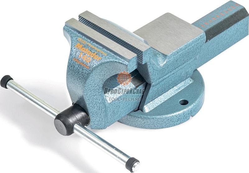 Тиски слесарные верстачные с наковальней Ridgid Matador 140 10805
