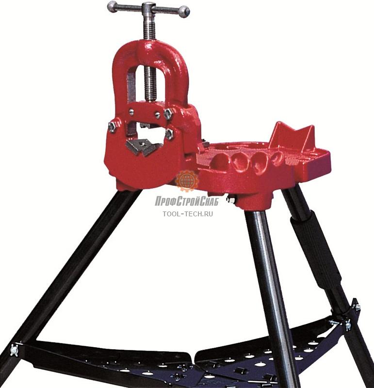 Верстак слесарный с трубными тисками Reed R40EXPORT 02313