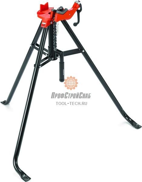 Переносной верстак тренога с цепными тисками для труб RIDGID TRISTAND 425 16703