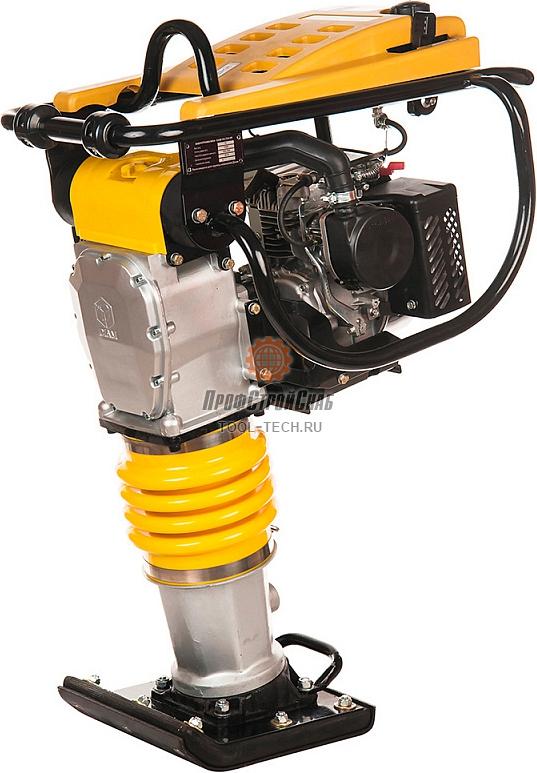 Вибротрамбовка бензиновая для уплотнения грунта Diam VN-75/5.0R 630051