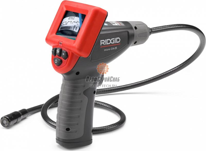 Видеокамера для видеодиагностики RIDGID micro CA-25 40043