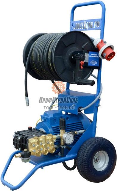 Водоструйный аппарат высокого давления Посейдон ВНА-200-15 E5-200-15
