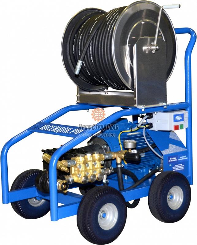Водоструйный аппарат высокого давления Посейдон ВНА-200-30 E11-200-30