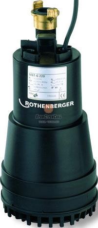 Водяной погружной насос Rothenberger RODIAPUMP FF35029