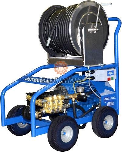 Высоконапорный водоструйный аппарат Посейдон ВНА-120-50 E11-120-50-Gun